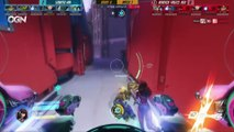OVERWATCH ► FUNNIES, FAILS & CRAZY MOMENTS (12)