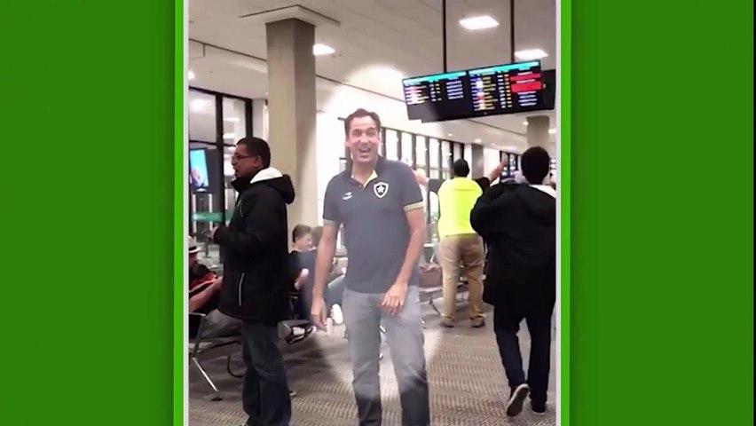 Vice do Botafogo comanda provocação a time Sub-20 do Flamengo