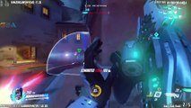 OVERWATCH ► FUNNIES, FAILS & CRAZY MOMENTS (4)