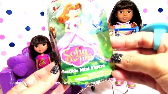 SURPRISE TOYS IN WALMART SHOPPING CART with AG Doll Ashlyn _ itsplaytime612-WSd_u-dm7Bo
