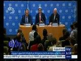 #غرفة_الأخبار | الخارجية: شكري استعرض المواقف المصرية من الأزمة السورية