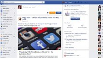Facebook Newsfeed Updte - How To See More Of What YOU Like i