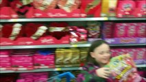 Valentines Shopping Candy Cards & More Freak Family Vlogs #5