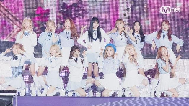 KCON 2017 JAPAN×M COUNTDOWN |우주소녀 (WJSN) _ INTRO+너에게 닿기를 (I Wish)