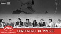 GOOD TIME - Conférence de Presse - VF - Cannes 2017