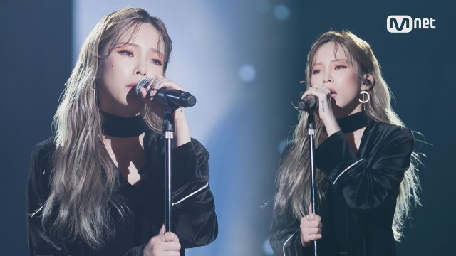 KCON 2017 JAPAN×M COUNTDOWN  헤이즈 (Heize) _ INTRO+저 별 (Star)