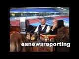 Tyson Fury Says He May Walk Away From Boxing DO YOU BUY IT? EsNews Boxing