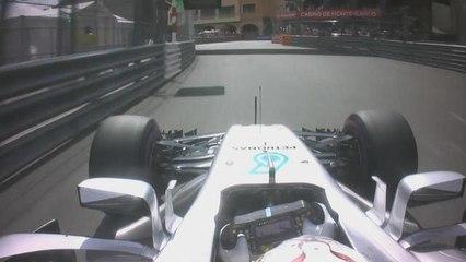 Grand Prix de Monaco - Le résumé des essais libres 1
