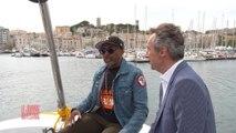 """Spike Lee """"Je suis toujours de bonne humeur quand je suis à Cannes"""" - Le Journal du Festival du 23/05"""