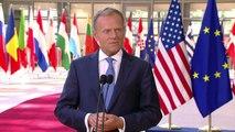 """Tusk: EEUU y la UE no tienen """"posición común"""" sobre Rusia"""