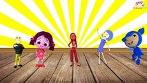 Niloya ile Tospik ve Pepe ile İbi Parmak Ailesi Şarkısını Söylüyorlar,Çizgi film izle 2017