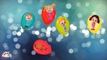 Niloya Tinky Minky ve Kukili Balon Parmak Ailesi Şarkısı Söylüyor Hep Birlikte Çocuklar,Çizgi film izle 2017