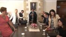 """Lefkoşa)- Kıbrıs Özel Danışmanı Eide: """"Kıbrıs Konusundaki İyi Haberin, Her İki Liderin de Soruna..."""