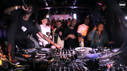 Absolute scenes at Boiler Room's 5th birthday - Boiler Room Moments