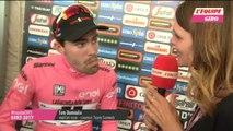 Cyclisme - Giro : Dumoulin «Important de ne pas perdre de temps sur Quintana et Nibali»