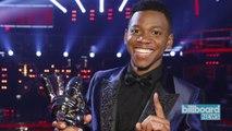 Chris Brown Debuts Daughter Royalty Billboard Awards 2015