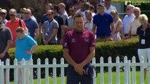 Attentat Manchester - Une minute de silence au BMW PGA Championship