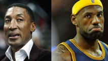 Scottie Pippen Says LeBron James Doesn't Compare to Michael Jordan OR Kobe Bryant