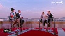 """François Ozon """"J'étais nu moi aussi derrière la caméra !"""" - Festival de Cannes 2017"""