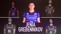 Volley - TQCM - Bleus : Grebennikov vu par ses coéquipiers