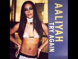 Aaliyah - Try Again (Karaoke With Background Vocals & Backing Vocals)
