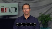 Here's what Drew Brees wants you to know about working out in the heat