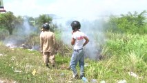 Bomberos reportan incremento en incendios forestales