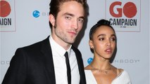 FKA Twigs Supports Robert Pattinson At Cannes