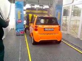 Automatic Car Wash Live Perforse By Exppress Car Wash