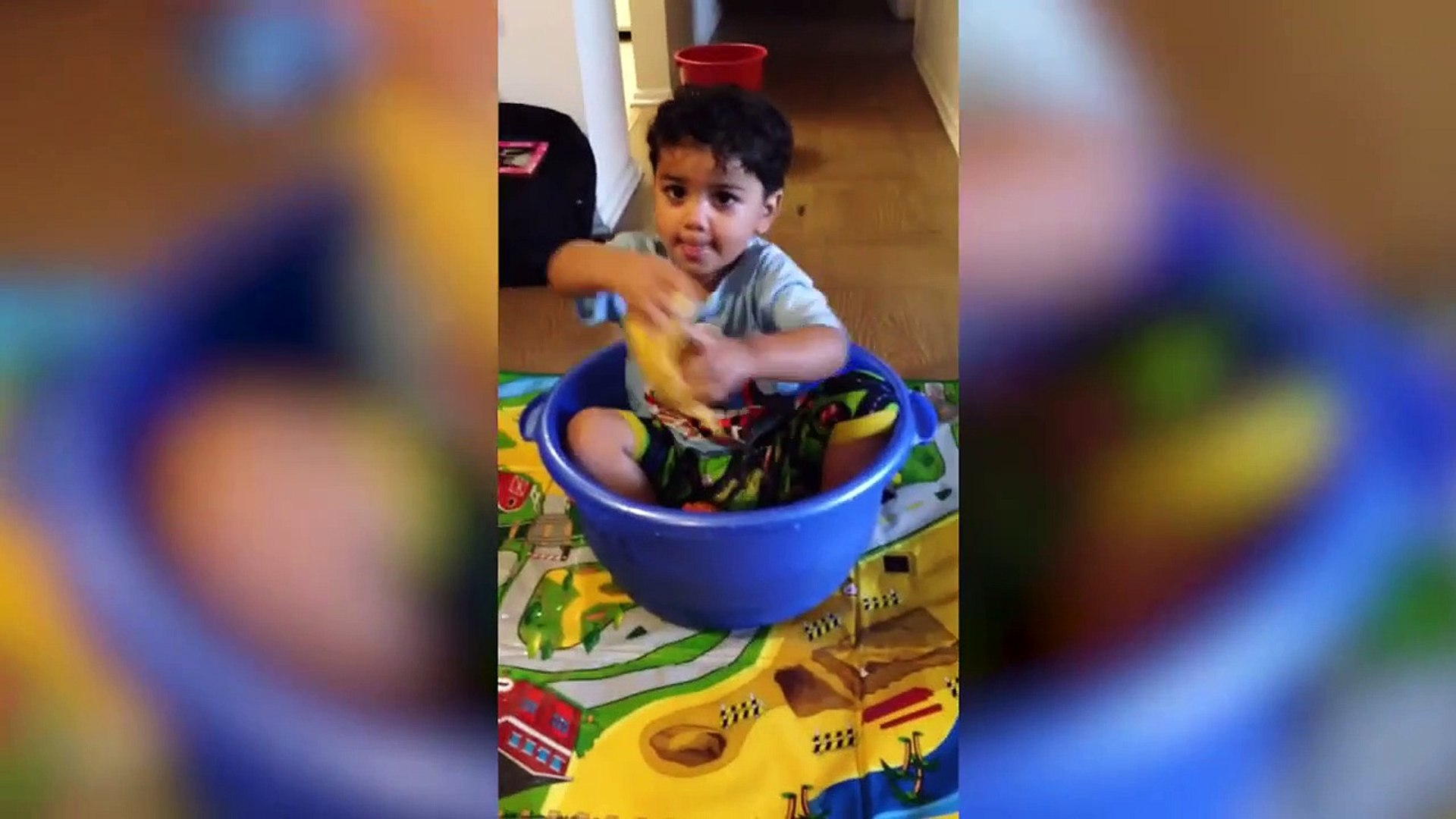 The Cutest Kids in Trouble Funniest Moments & Bloopers of 2017