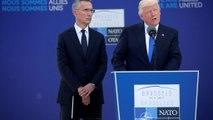 Nato-Gipfel in Brüssel: Trump brüskiert Verbündete