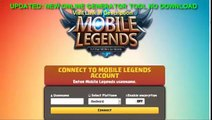Mobile Legends Hacking Tool Free Diamonds [Cheats for Android and iOS] UPDATED WORKING 1