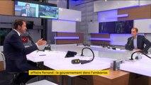 """""""Il y a un débat Ferrand, pas une affaire Ferrand"""", estime Christophe Castaner"""