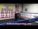 Sammy Vasquez has QUICK HANDS; SHARP ANGLES; SMOOTH FEET - EsNews Boxing