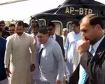 Sindh Chief Minister Syed Murad Ali Shah visited coal mining process of Coal-fired power plant at Thar Coal Block-II