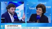 """Mise en cause de Richard Ferrand : """"Si c'était à refaire, il ne le referait pas"""", assure Sylvie Goulard"""