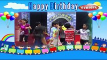 Birthday Rhymes Live - Going To A Party Happy Birthday Party | Birthday Rhymes | Most Popular Party Games For Kids | birthday party songs | activities for kids