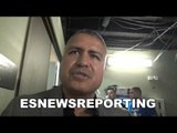 Manny Pacquiao Will KO Tim Bradley Says Robert Garcia - Esnews Boxing