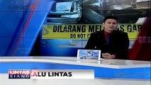 Akibat Rem Blong, Dua Truk dan Satu Mini Bus Terlibat Tabrakan Beruntun