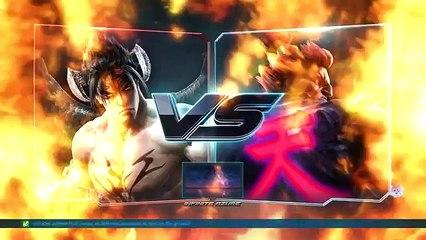 First PlayStation VR Footage de Tekken 7