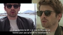 1 minute avec l'acteur français montant Pierre Deladonchamps