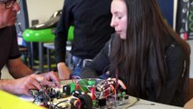 Saga du concours ITER Robots 2017 - épisode 9 : Finition
