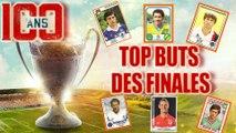 Coupe de France : Top buts des finales