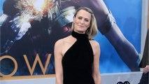 Robin Wright Stuns on 'Wonder Woman' Red Carpet,
