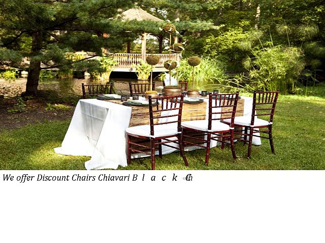Price Information about Chiavari Chairs Direct