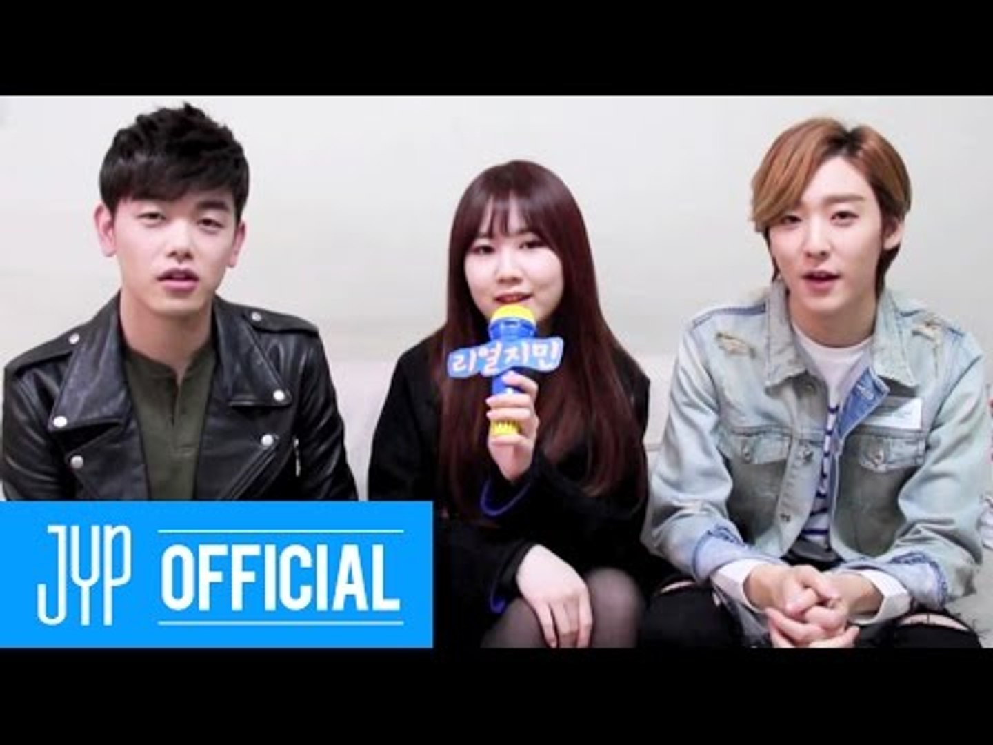 [Real Jimin] episode 1. with Eric Nam & Kevin