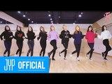 "TWICE(트와이스) ""1 TO 10"" Dance Practice Video"