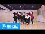 "TWICE(트와이스) ""JELLY JELLY"" Dance Practice Video"