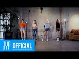 Wonder Girls(원더걸스) Why So Lonely Dance Practice Video