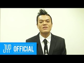 [Special Clip]J.Y. Park _ New Year's Greeting for fans_kr